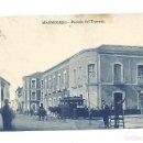 Postales: POSTAL DE MARMOLEJO (JAÉN) - PARADA DEL TRANVÍA. Lote 165247130