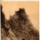 Postales: POSTAL GRANADA - SIERRA NEVADA - TÚNEL NÚM. 8 DE LOS POLLOS DEL CANALERO . Lote 165263118