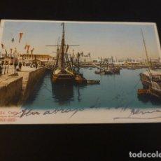 Postales: CADIZ EL PUERTO. Lote 165431918