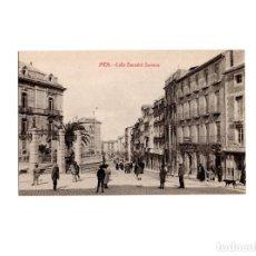 Postales: JAÉN.- CALLE BERNABÉ SORIANO.. Lote 165472366