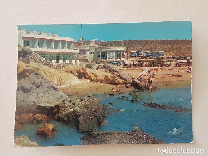 HOTEL CALYPSO Y PLAYA PULPI ALMERIA (Postales - España - Andalucía Antigua (hasta 1939))