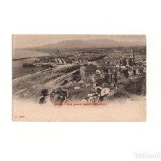 Postales: MÁLAGA.-VISTA GENERAL DESDE GIBRALFARO.. Lote 165594206
