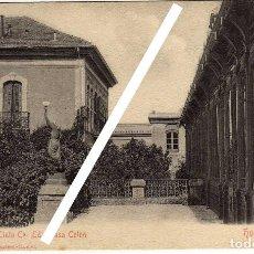 Postales: POSTAL RIO TINTO CO. LD., CASA COLON - (HUELVA). Lote 165790090