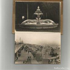 Postales: BLOC DE 10 POSTALES FOTOGRAFICAS EN ACORDEON -RECUERDO DE CADIZ-Nº 2- EDICIONES AISA- . Lote 165855378