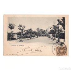 Postales: CÁDIZ.- ALAMEDA DE APOCADA. HAUSER Y MENET.. Lote 165875818
