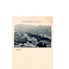 Postales: MÁLAGA.- CASA DE RECREO.. Lote 165950954