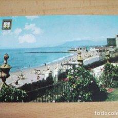 Postales: MARBELLA ( MALAGA ) PLAYA. Lote 165961922