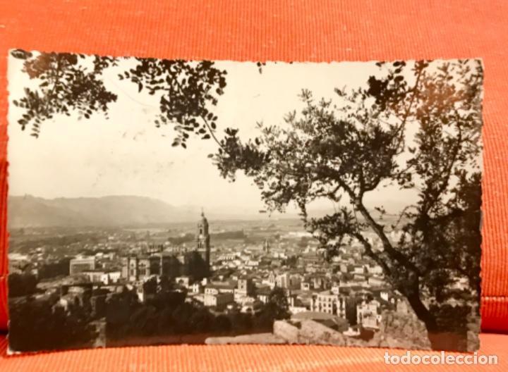 MALAGA VISTA GENERAL POSTAL FOTOGRAFICA FOTO CORTES (Postales - España - Andalucía Antigua (hasta 1939))