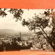 Postales: MALAGA VISTA GENERAL POSTAL FOTOGRAFICA FOTO CORTES . Lote 166467770