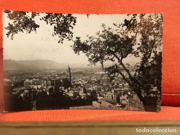 Postales: malaga vista general postal fotografica foto cortes - Foto 2 - 166467770