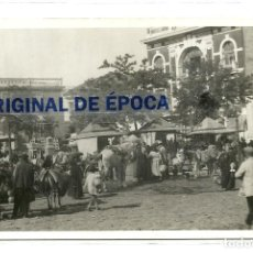 Postales: (PS-60469)LA CAROLINA(JAEN)-MERCADO. Lote 166587310