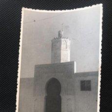 Postales: MONTILLA ANTIGUA POSTAL CORDOBA PUERTA MARRUECOS MUSULMANA MUDEJAR MIRAMAR MEZQUITA CIRCULADA. Lote 166711886