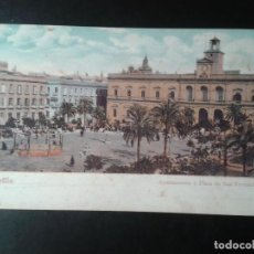 Postales: POSTAL. SEVILLA. COMISARIA DE LA CIUDAD DE SEVILLA PARA 1992. Lote 166775146