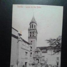 Postales: POSTAL. SEVILLA. COMISARIA DE LA CIUDAD DE SEVILLA PARA 1992. Lote 166775638