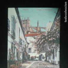 Postales: POSTAL. SEVILLA. COMISARIA DE LA CIUDAD DE SEVILLA PARA 1992. Lote 166775798
