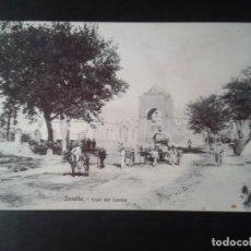 Postales: POSTAL. SEVILLA. COMISARIA DE LA CIUDAD DE SEVILLA PARA 1992. Lote 166776634