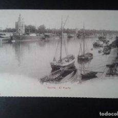 Postales: POSTAL. SEVILLA. DIARIO DE SEVILLA. Lote 166776758