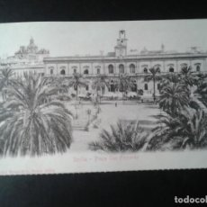 Postales: POSTAL. SEVILLA. DIARIO DE SEVILLA. Lote 166776894