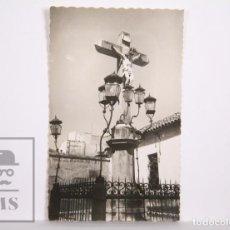 Postales: POSTAL FOTOGRÁFICA - 92. CÓRDOBA. CRISTO DE LOS FAROLES - CIRCULADA, AÑO 1960. Lote 167280212