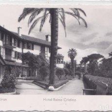 Postales: ALGECIRAS (CADIZ) - HOTEL REINA CRISTINA. Lote 167540220