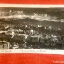 Postales: ANTIGUA POSTAL GRANADA VISTA DE LA ALHAMBRA Y LAS MURALLAS S/C PERFECTA VER FOTOS 30 GRANADA. Lote 167850008