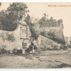 Postales: POSTAL DE MALAGA FOTOTIPIA THOMAS DE BARCELONA - LA FUENTE DE REDING - SIN CIRCULAR-MBC. Lote 167854348