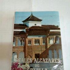 Postales: ÁLBUM DE POSTALES REALES ALCÁZARES DE SEVILLA SIN ABRIR. Lote 167970384