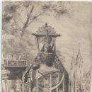 Postales: POSTAL RECUERDO DE LA CORONACION DE NTRA SRA DE LAS ANGUSTIAS DE GRANADA- 1913-SIN CIRCULAR. Lote 168094912