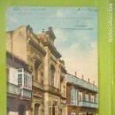 Postales: AYUNTAMIENTO ALGECIRAS ED LOMBARDIA BARREIRO Nº 30-1 CIRCULADA 1915 SELLO ALFONSO XIII COLOREADA. Lote 168292936