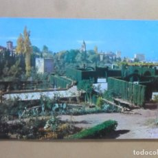 Postales: POSTAL - 423 - GRANADA - GENERALIFE, JARDINES. Lote 168348716