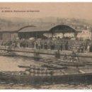 Postales: ESPAÑA SPAIN TARJETA POSTAL ALMERÍA EMBARQUE DE BARRILES COLECCIÓN MOYA. Lote 168469361