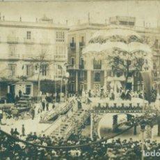 Postais: CÁDIZ. CARNAVALES. PLAZA DE SAN ANTONIO.HACIA 1910. FOTOGRÁFICA.. Lote 168512280