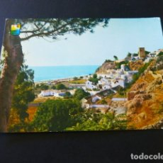 Postales: TORREMOLINOS MALAGA EL BAJONDILLO Y LA TORRE. Lote 168642908