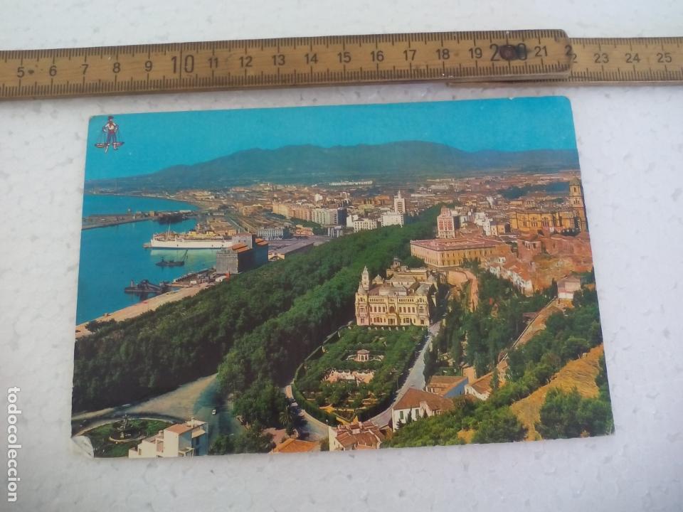 MALAGA VISTA PARCIAL. 902. BV BEASCOA. POSTAL. POSTCARD (Postales - España - Andalucia Moderna (desde 1.940))