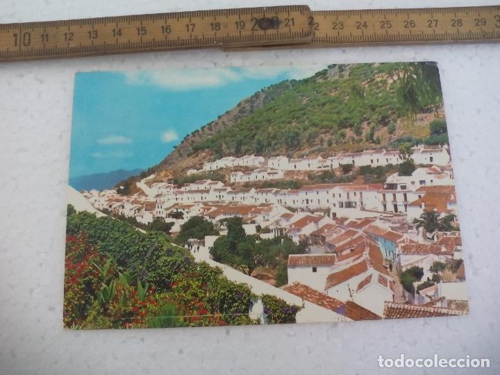 1080. COSTA DEL SOL MIJAS. BV, BEASCOA. POSTAL. POSTCARD (Postales - España - Andalucia Moderna (desde 1.940))