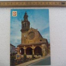 Postales: Nº 816 CORDOBA, PARROQUIA DE SAN LORENZO. SUBIRATS, ESCUDO DE ORO. POSTAL POSTCARD. Lote 168865676