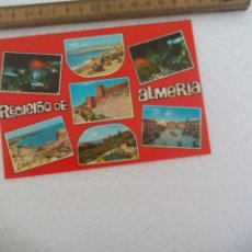 Postales: 7017. ALMERIA. SEGURA, BEASCOA BV. POSTAL POSTCARD. Lote 168866056