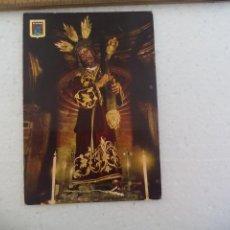 Postales: Nº 150 SEVILLA, CRISTO DEL GRAN PODER, DOMINGUEZ, ESCUDO DE ORO , ESCRITA. POSTAL POSTCARD. Lote 168866480