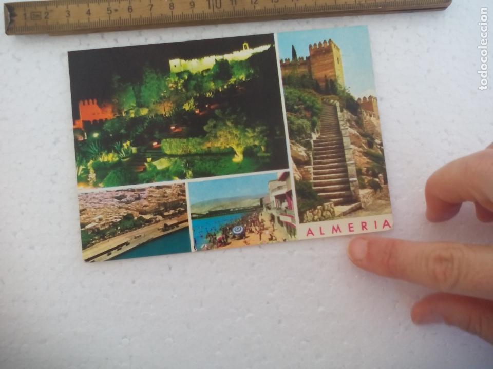 2.050 ALMERIA. CIRCULADA. POSTAL POSTCARD (Postales - España - Andalucia Moderna (desde 1.940))