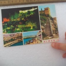 Postales: 2.050 ALMERIA. CIRCULADA. POSTAL POSTCARD. Lote 168866636