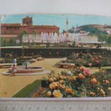Postales: GRANADA, FUENTE DEL TRIUNFO, EDICIONES AGATA. POSTAL POSTCARD. Lote 169097908