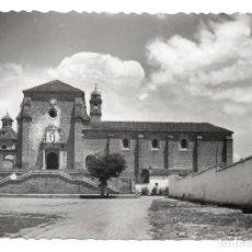 Postales: POSTAL DE GRANADA - LA CARTUJA - FACHADA PRINCIPAL. Lote 169325208