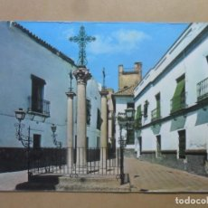 Postales: POSTAL - 208 - SEVILLA - BARRIO DE SANTA CRUZ - CALLE DE LAS CRUCES. Lote 169550364