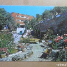 Postales: POSTAL - SERIE 45-Nº 562 - LANJARON (GRANADA) - JARDINES Y MANANTIAL 'CAPUCHINA' - A. ZERKOWITZ. Lote 169552944