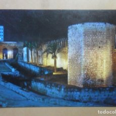 Postales: POSTAL - 2122 - CORDOBA - MURALLAS DEL ALCAZAR, VISTA NOCTURNA - ED. ARRIBAS. Lote 169554276