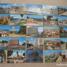 Postales: HUELVA. LOTE DE 20 POSTALES AÑOS 70 ESCRITAS. Lote 169660928