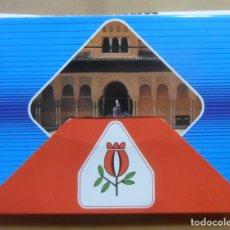 Postales: TIRA DE 10 POSTALES - ALHAMBRA DE GRANADA - ED. POSTALES GRANADA. Lote 169825120