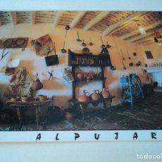 Postales: LA ALPUJARRA, MUSEO PEDRO A. DE ALARCON EDITA ANTONIO ROMERO. Lote 170013648