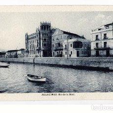 Postales: ALGECIRAS · RÍO DE LA MIEL - L. ROISIN, BARCELONA - SIN CIRCULAR . Lote 170034472