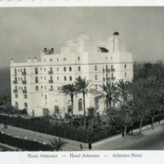 Postales: CADIZ. HOTEL ATLANTICO. ED. AISA. Lote 170086920